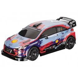 Model na dálkové ovládání HYUNDAI i20 COUPE 2020 WRC 1:10